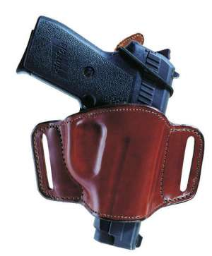 Model 105 Minimalist Belt Slide Holster with Slots